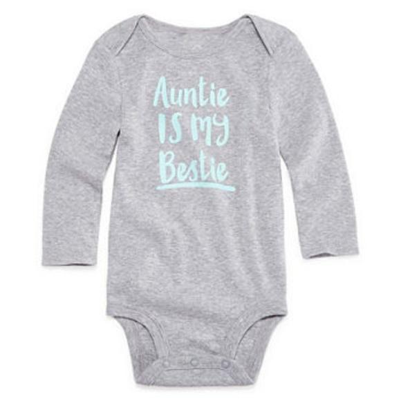 482538d5c okie dokie One Pieces   Slogan Bodysuit Baby Girl   Poshmark